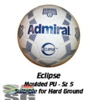 Admiral Eclipse Moulded Soccer Ball