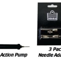 Admiral Double Action Ball Pump