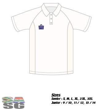 Admiral County Mesh Cricket Shirt