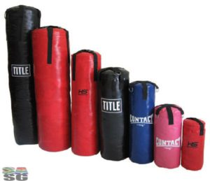 Punch Bags - XL