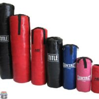 Punch Bags - XXXXL /Kickboxing Bag