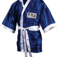 Title Boxing Gown