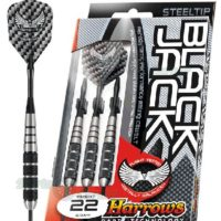 Harrows Black Jack Jack Darts