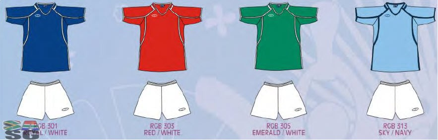 Benfica Rugby Team Kit