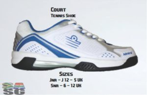 Admiral Court Shoes