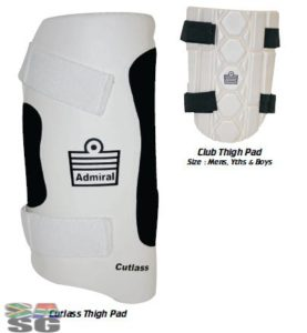 Admiral Club Thigh Pads