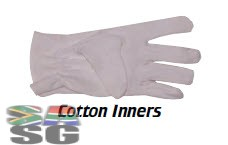 Inner Gloves Cotton Pack of 3