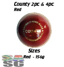 Admiral County Cricket Balls Pack of 12