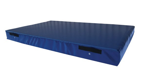 Gymnastics Crash Mat (2290 x 1370 x 400 mm deep) - 18 density